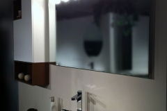 12 specchio con luci CINEMA