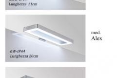 14 ) LED ALEXINO ALEX ALEXANDER