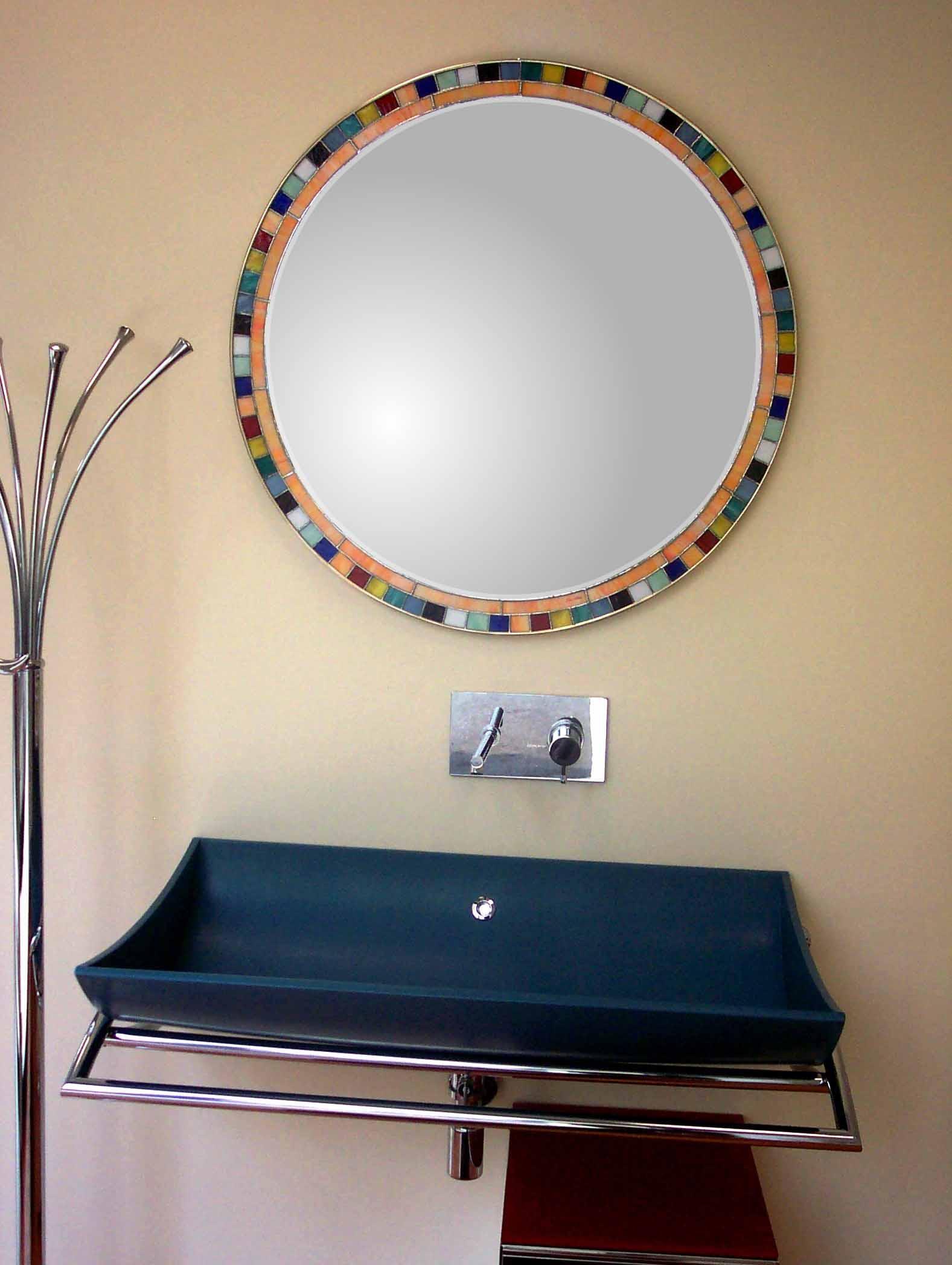 9 specchio tondo C1+ C7