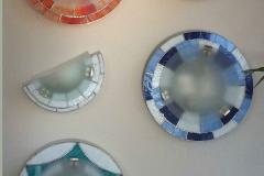 Plafoniere Tiffany : Plafoniere tiffany u serra anticau